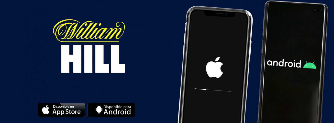application pour iPhone et Android de William Hill